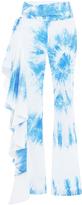 Rosie Assoulin Tie Dyed Fiesta Pant