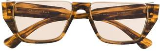 Christian Roth CR-401 half frame glasses