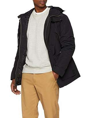 Casual Friday Men's's Outerwear Jacket Black 50003, Large