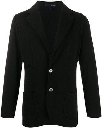 Lardini Single-Breasted Blazer