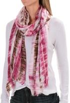Woolrich Shibori Wrap Scarf (For Women)