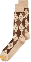 Gold Toe Men's Socks, Village Argyle Single Pack