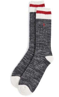 Polo Ralph Lauren Wool Ragg Hiker Boot Socks