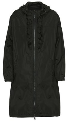 Moncler Sauge long waterproof jacket