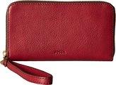 Fossil Emma Smartphone Wristlet Wallet Rfid