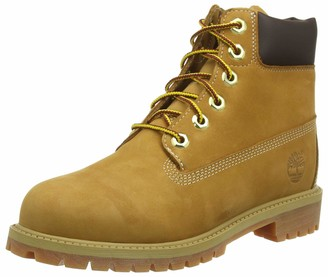 Timberland 6 Inch Premium Waterproof (Toddler) Unisex Kids' Ankle Boots