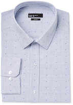 Bar III Men's Slim-Fit Lavender White-Dot Dobby Dress Shirt, Only at Macy's