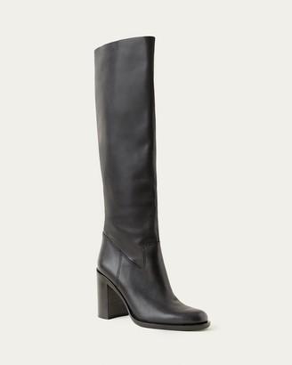 Loeffler Randall Heidi Black Tall Boot