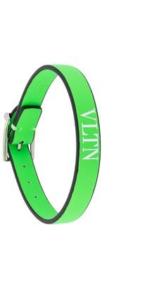 Valentino VLTN logo bracelet