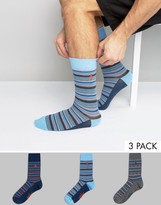 Original Penguin 3 Pack Sock Gift Set