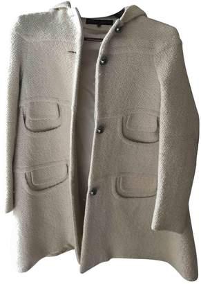 Martin Grant Beige Wool Coats