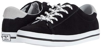Janie and Jack Lace-Up Sneaker (Toddler/Little Kid/Big Kid) (Black) Boy's Shoes