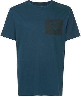 Kent & Curwen rose print T-shirt