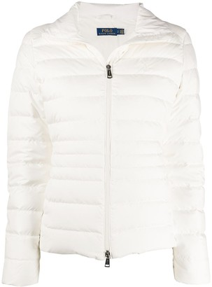 Polo Ralph Lauren Padded Zip-Up Jacket