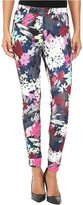 Hue Women's Floral Twill Leggings (U16886)