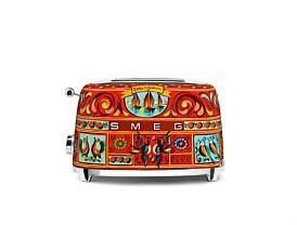 Smeg Dolce & Gabbana 2 Slice Toaster