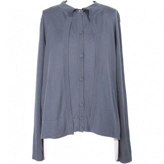 Hermes Grey Cotton Knitwear for Women
