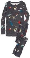 Tea Collection 'Suisei' Two-Piece Pajamas (Toddler Boys, Little Boys & Big Boys)