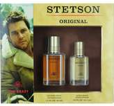 Coty Stetson Set (Cologne Spray and Aftershave)