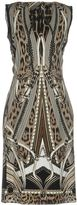 Roberto Cavalli Knee-length dresses