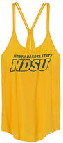 PINK North Dakota State University Super Soft Strappy Y-back Tank