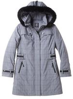 Fen-Nelli Women's 'Prince De Galle' Plaid Jacket
