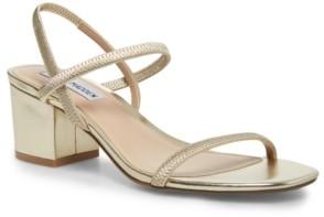 Steve Madden Women's Inessa Block-Heel Dress Sandals