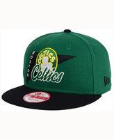 New Era Boston Celtics HWC Logo Stacker 9FIFTY Snapback Cap