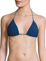 Tory Burch Gemini Link String Bikini Top