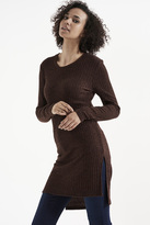 Ruby Rocks Side Split Rib Tunic