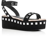 Giuseppe Zanotti Atena Embellished Platform Sandals