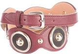 Temperley London Embellished Leather Belt w/ Tags