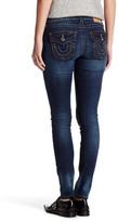 True Religion Flap Super Skinny Jean