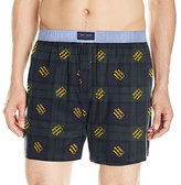 Tommy Hilfiger Men's Printed Woven Boxer