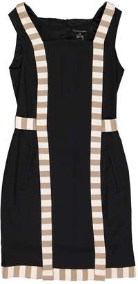 Jonathan Saunders Black Silk Dresses