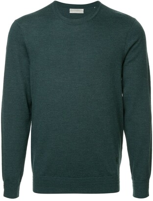 Gieves & Hawkes Knitted Crew Neck Jumper