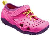 Crocs Swiftwater Unisex Kids Slip-On Shoes - Little Kids