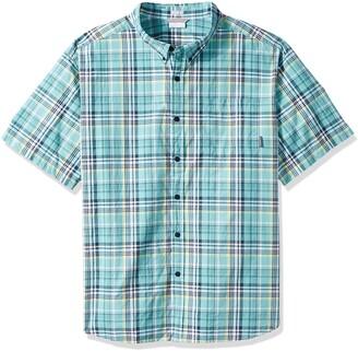 Columbia Men's Rapid Rivers Ii Big & Tall Short Sleeve Shirt