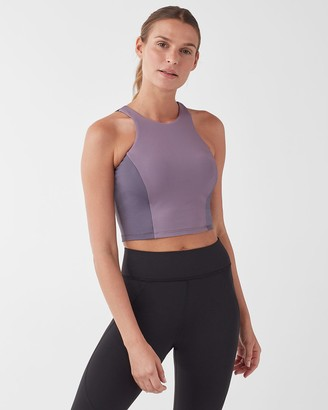 Splendid MICHI Vibe Crop Top
