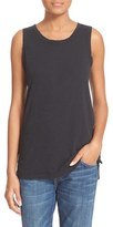 Current/Elliott Women's 'The Muscle Tee' Cotton Tank
