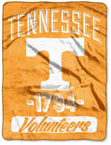 Northwest Company Tennessee Volunteers Micro Raschel Varsity Blanket