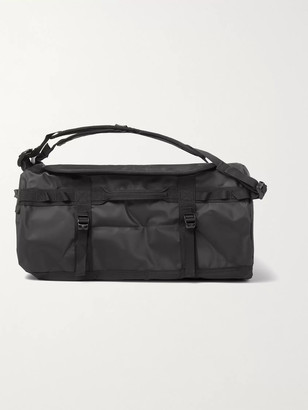 The North Face Base Camp Small Coated-Canvas Duffle Bag - Men - Black