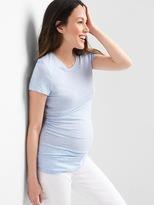 Maternity Pure Body crew tee