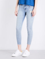 J Brand 9326 skinny low-rise jeans