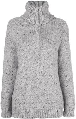 Adam Lippes Raglan-Sleeve Knitted Jumper