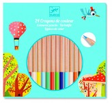 Djeco 24 Colouring Pencils