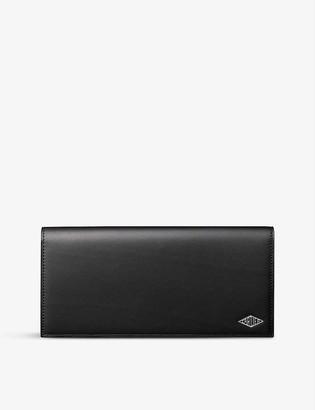 Cartier Must de zipped calfskin international wallet