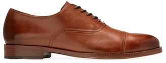 Cole Haan American Classics Grand 360 Gramercy Cap Toe Leather Oxford Shoes