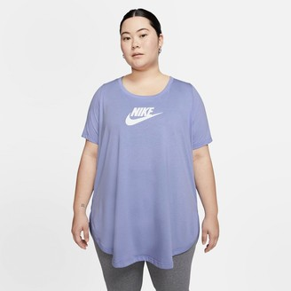 Nike Women's Sportswear Essential Tunic (Plus Size)