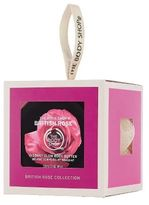 The Body Shop British Rose Treats Gift Cube